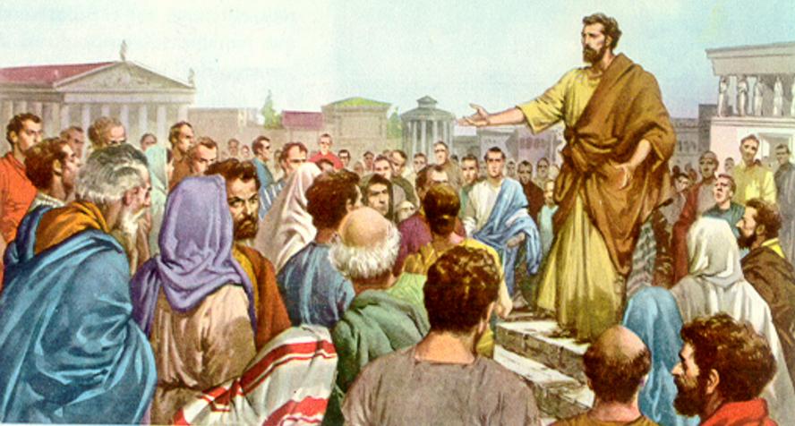 Antigos atenienses processavam por qualquer provocação