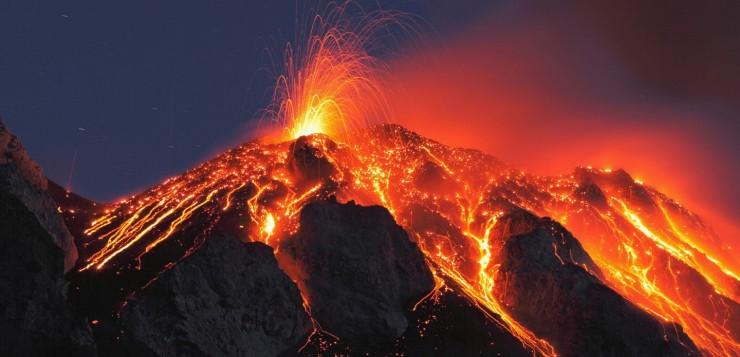 Vulcões foram essências para a nossa evolução
