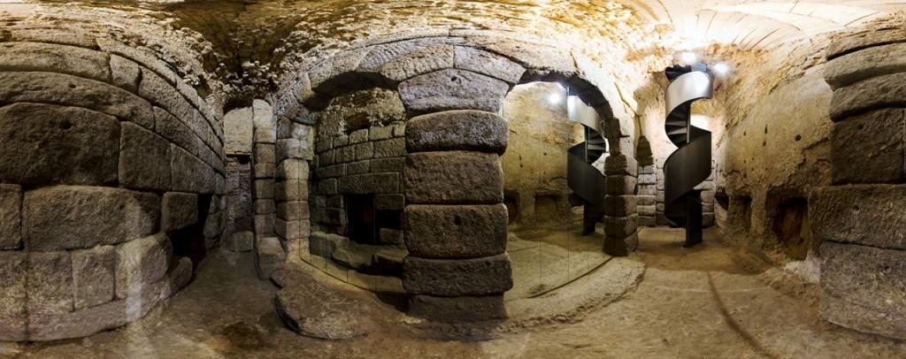 Gruta de Hércules em Toledo