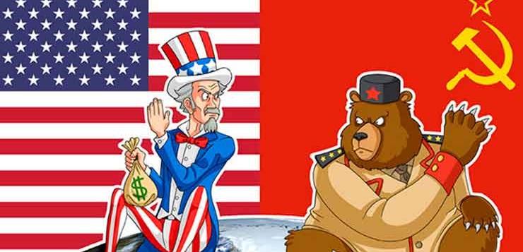 Durante a Guerra Fria, os Estados Unidos investiram forte em ciência.