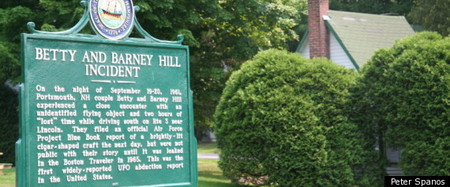 abducao alienigena Betty Barney Hill