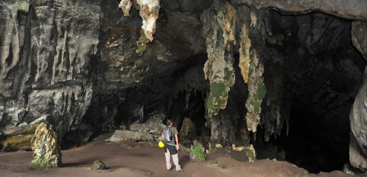 cavernas mistériosas históricas