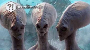 Espécies extraterrestres estariam entre nós, há milênios.
