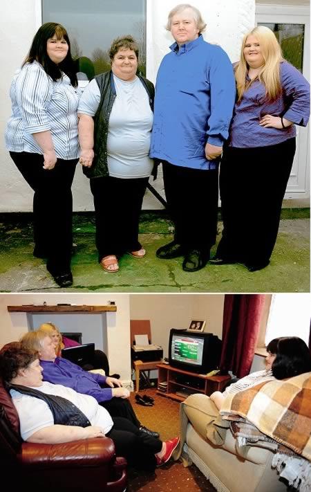 familia gorda