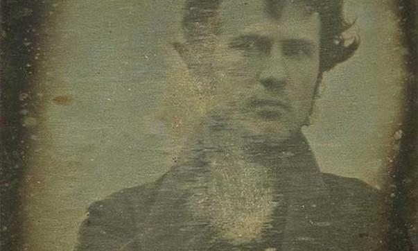 foto historia primeira selfie 1800 1839