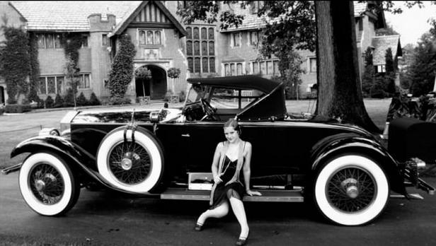 foto historia sensual carro mulher 1920