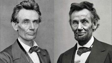 fotos historia ABRAHAM LINCOLN