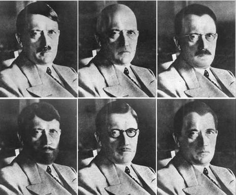fotos historia hitler disfarçado