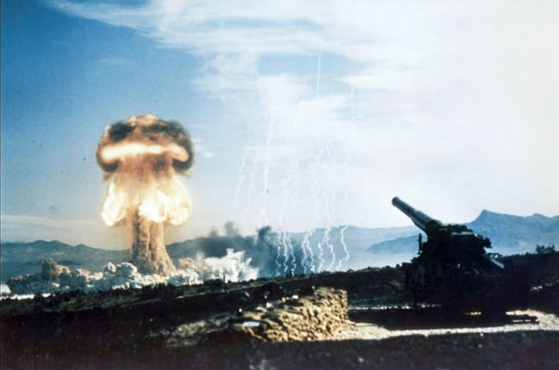 fotos historia teste nuclear bomba