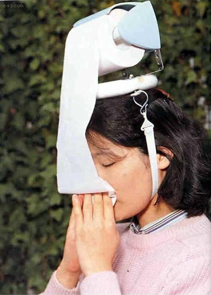 invencao japonesa papel higienico resfriado portatil