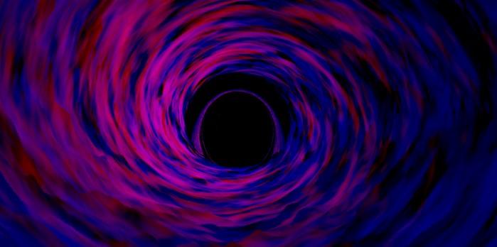 Segundo Hawking, existe a possibilidade de um buraco negro ser uma passagem para um universo alternativo.