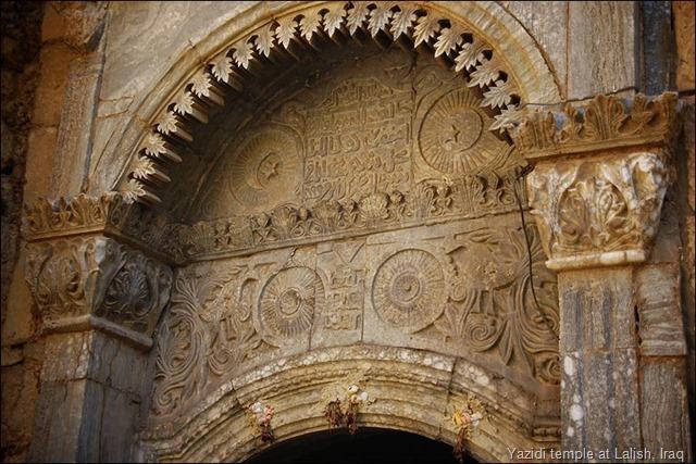 Templos de Yazidi