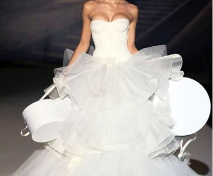 vestido noiva bateria