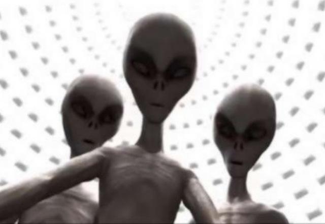 aliens greys