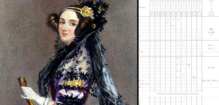 algoritmo computador código Ada Lovelace