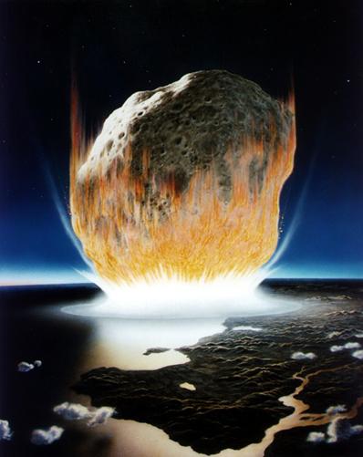 asteroide impacto terra