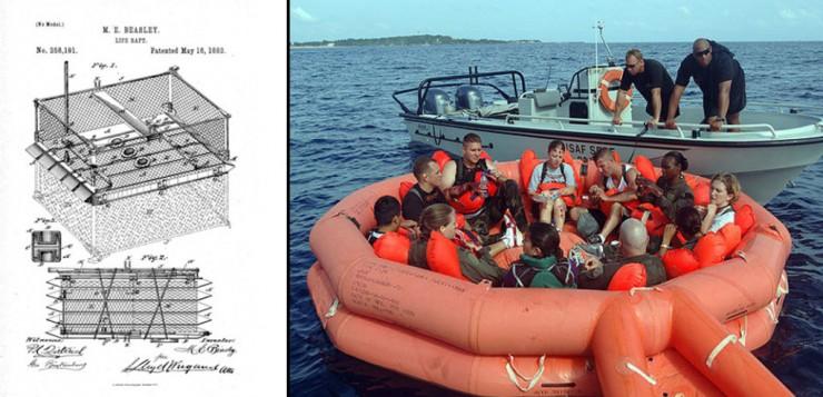 bote salva vidas Maria Beasely