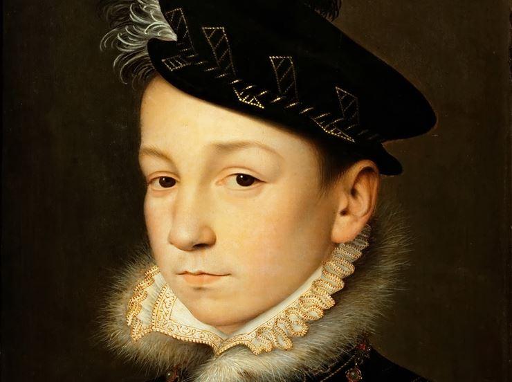 Carlos IX (Foto: Wikimedia)