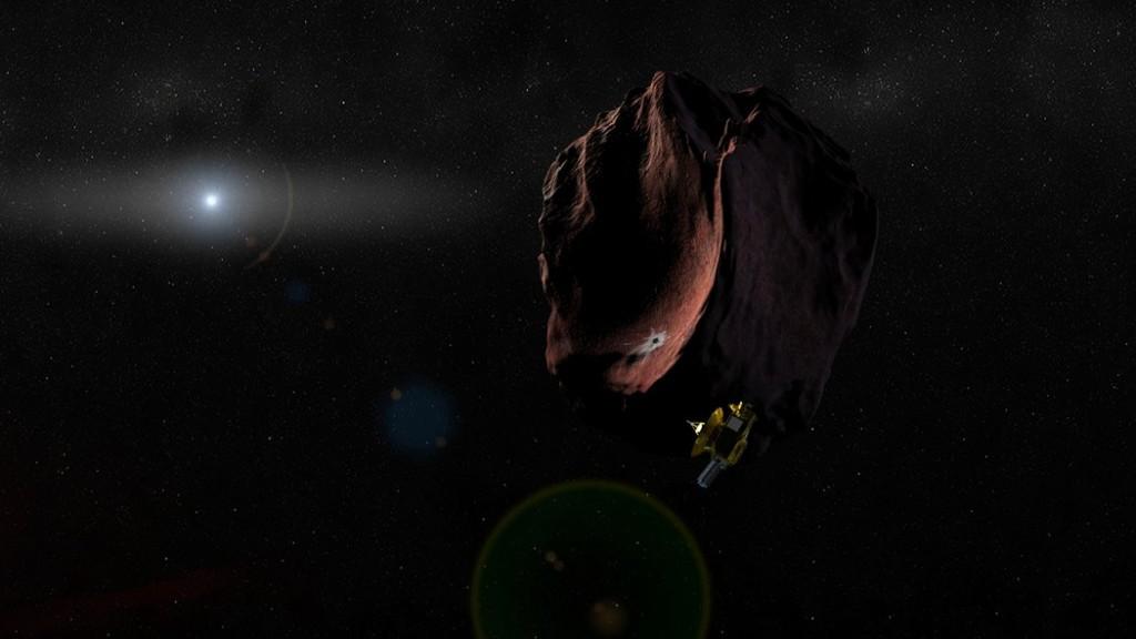 cinturào de Kuiper