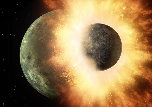 colisão-planetas