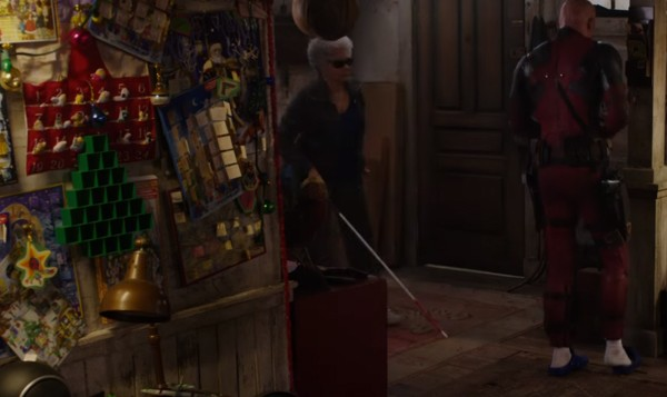 deadpool easter egg filme calendario