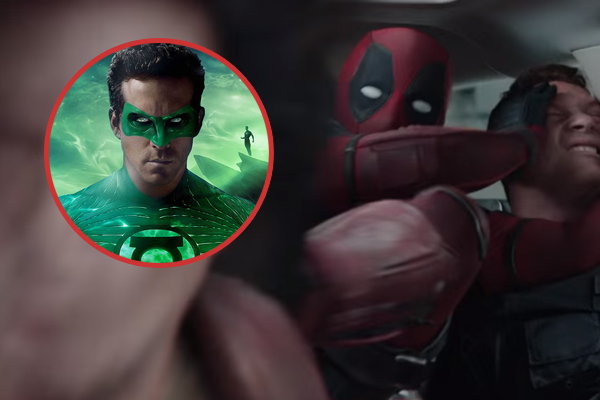 deadpool easter egg lanterna verde