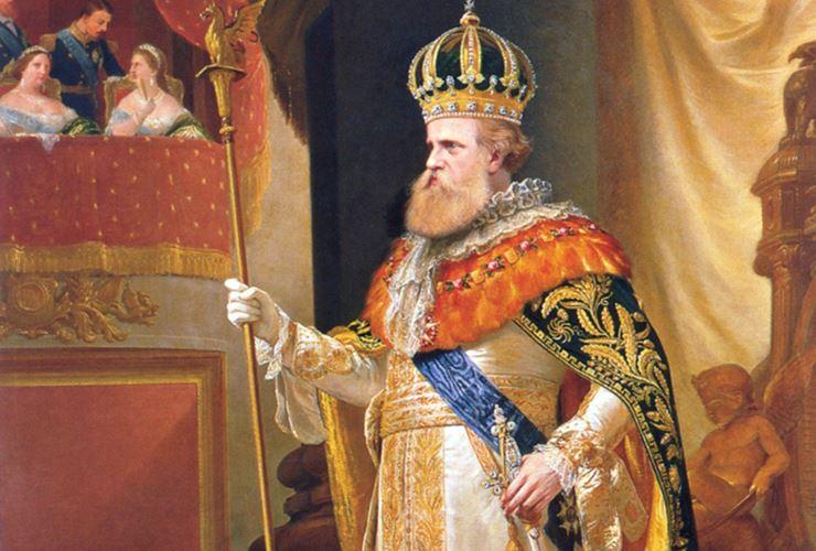 Dom Pedro II (Foto: Wikimedia)