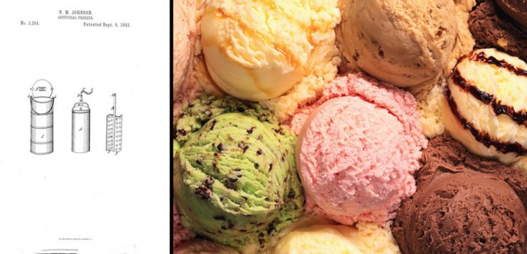 maquina sorvete Nancy Johnson