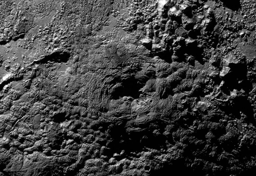 plutao montanha Wright Mons
