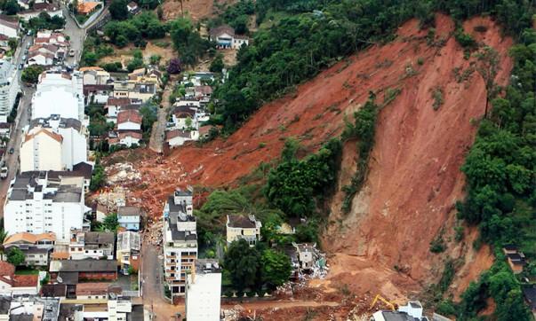 Deslizamento de Terra