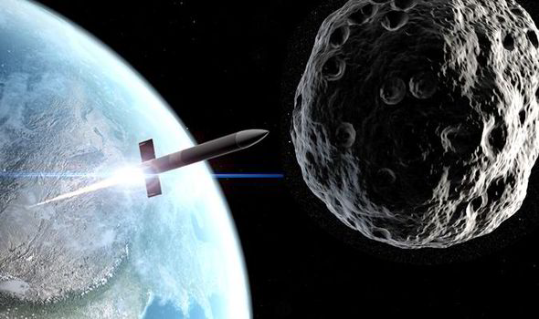 armas bombas nucleares ogivas asteroide