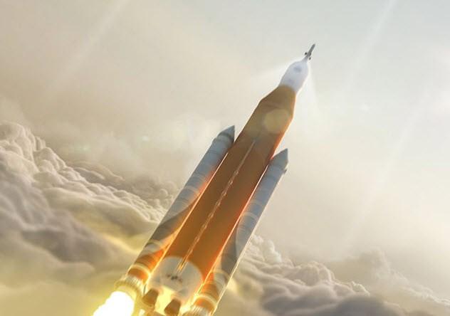 marte lançamento foguete