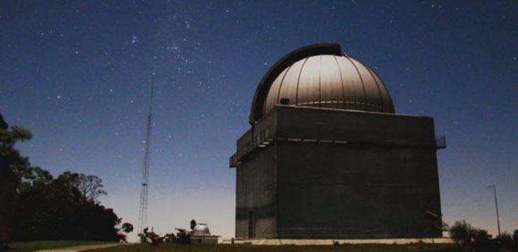 O Observatório do Pico dos Dias receberá telescópio russo para monitorar lixo espacial (Foto: Brasil.gov / divulgação)