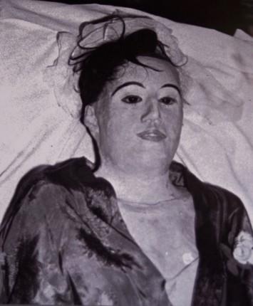 Corpo de Maria Elena