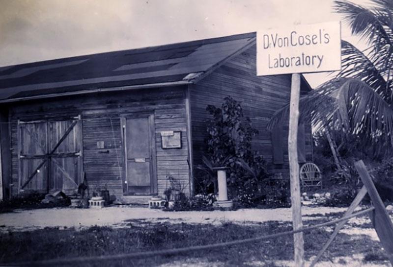 Casa de Carl Tanzler em Key West, Flórida