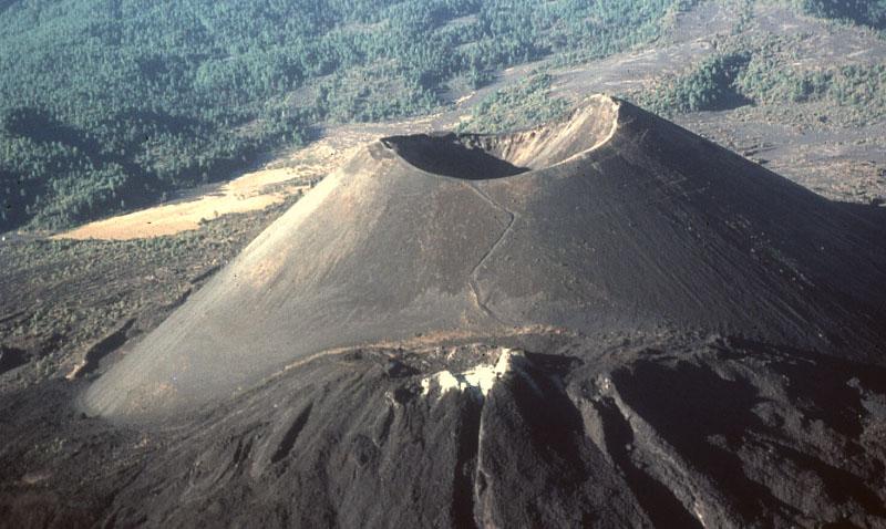 paricutín-vulcão