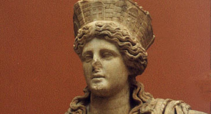 Reia, a deusa da fertilidade