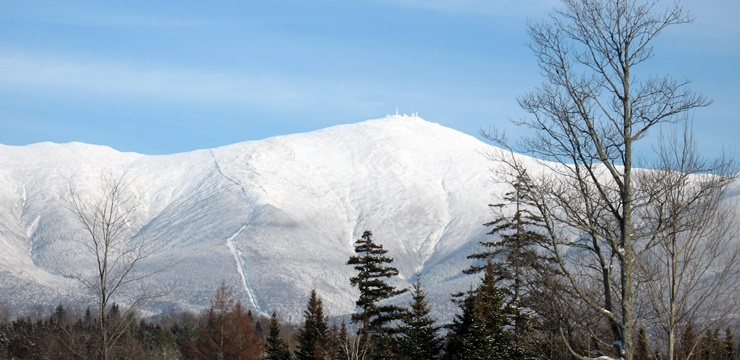 Monte Washington (Foto: Wikimedia)