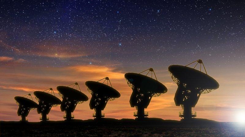radiotelescópio-seti