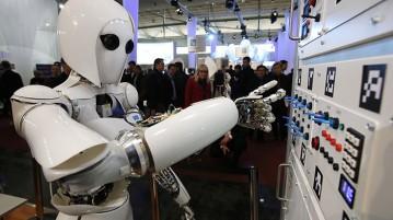 robo-operário