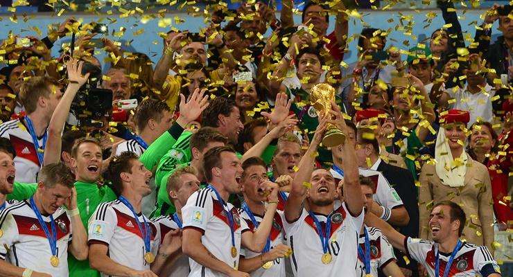 A Alemanha acabou campeã da Copa do Mundo de 2014 (Foto: Wikimedia Commons)