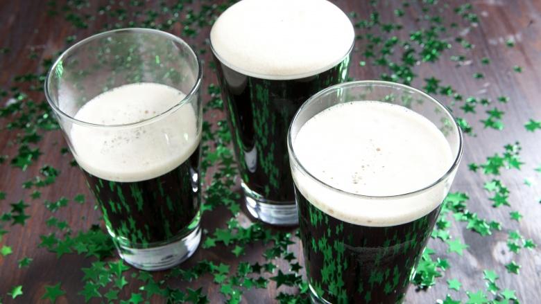 moeda irlandesa Jogos de Bebida