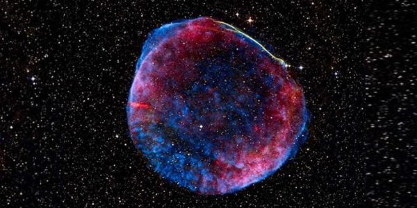 0117 Supernova de Tycho