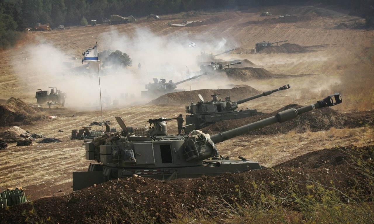 guerra tanques oriente medio
