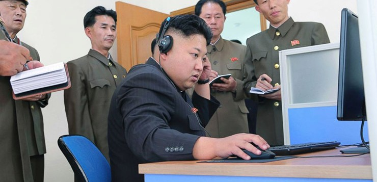 Kim Jong-un - Líder da Coreia do Norte