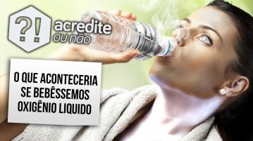 oxigênio líquido