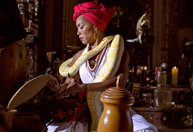 Marie Laveau lived in New Orleans and became the Queen of the Voodoos The beautiful Marie Laveau and yes she was beautiful was born a Free Woman of Color in 1794