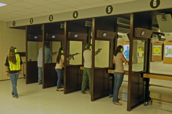 Escola de tiro