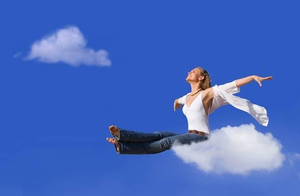 superpoderes voar