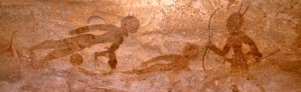 artes rupestres